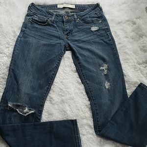 Abercrombie & fitch  blue jeans